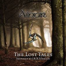 AINUR - The Lost Tales (CD)